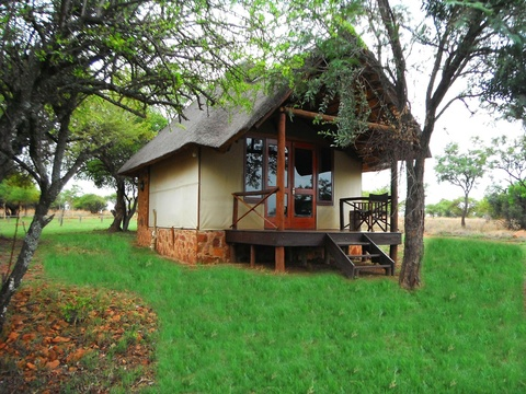 Luxury Tents Mangwa Valley Game Lodge and Spa Dinokeng